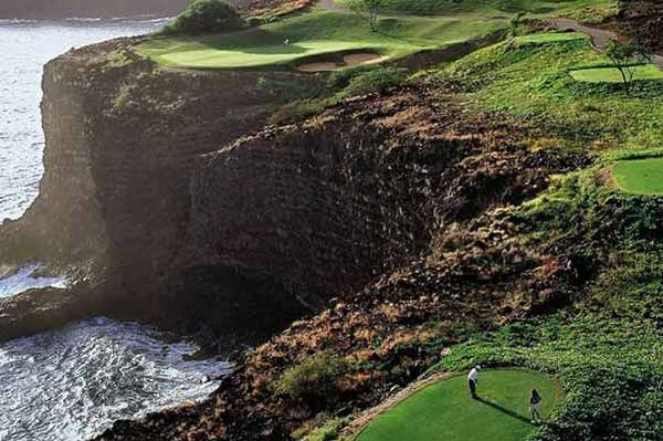 Golf vacations and tours