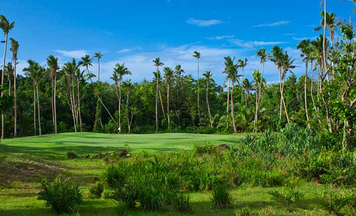 Laucala Resort - Fiji